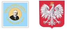 Logo szkoły i godło Polski