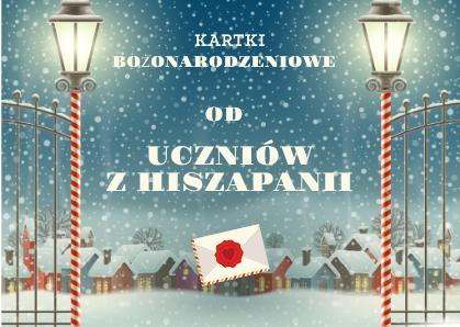 Kartki Bożonarodzeniowe od Uczniów z Finlandii