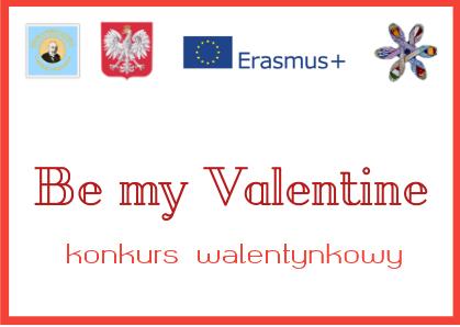Be My Valentine - konkurs walentynkowy