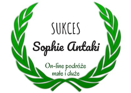 Sukces Sophie Antaki