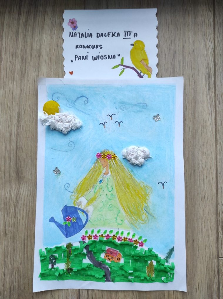 Konkurs Pani Wiosna