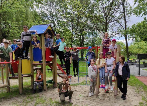 Piknik klasy 3a