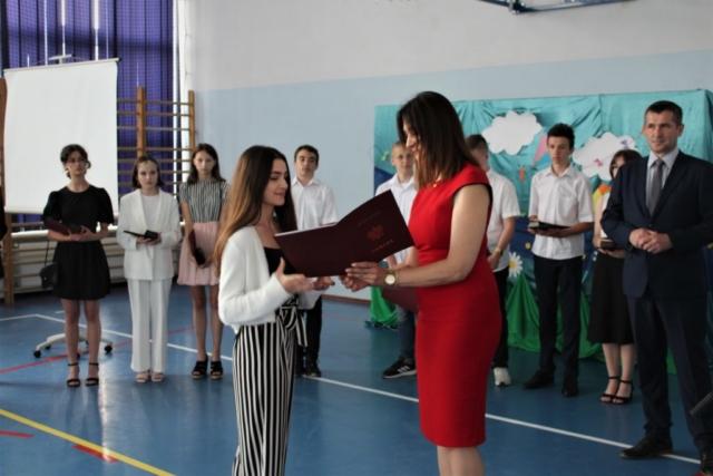 Zakończenie roku szkolnego 2020/ 2021